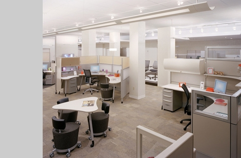 S. Rose Co. Is A Commercial Furniture Dealer Whose Five Story Facility Was  Worn And Did Not Present Its Manufacturersu0027 Products Effectively, ...